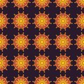Vector pattern with ornament