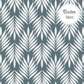 Vector pattern, repeating abstract leaves, object of leaf or flower, floral.