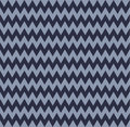Vector pattern in zigzag. Classic chevron