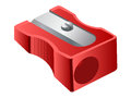 Vector Pencil Sharpener Royalty Free Stock Photo
