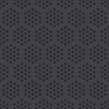Vector perforated material seamless background technology geometric dark grey for applications app web user interfaces ui internet Stock Images