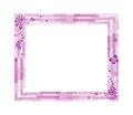 Vector photoframe photo frame this is file of eps format Royalty Free Stock Photos