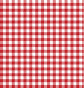 Picnic table cloth tablecloth plaid red vector background fabric vichy gingham bakery country tartan retro square checkered print
