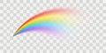 Vector rainbow element