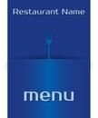 Vector restaurant menù (02) Royalty Free Stock Photo