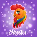 Rooster - a symbol of the year