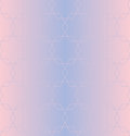 Vector seamless background, pink & blue gradient