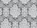 Vector. Seamless damask pattern Royalty Free Stock Photo