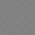 Vector seamless geometric pattern. Rhombuses texture. Black-and-white background. Monochrome design.