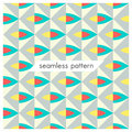 Vector seamless geometrical patterns. Abstract fashion texture_1