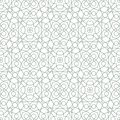 Vector seamless guilloche background illustration of tangier grid abstract Royalty Free Stock Photo