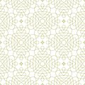 Vector seamless guilloche background illustration of tangier grid abstract Royalty Free Stock Photos