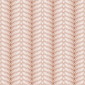 Vector seamless knitting pattern. Royalty Free Stock Photo