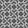 Vector Seamless Maze Pattern Royalty Free Stock Photos