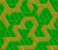 Vector seamless maze pattern