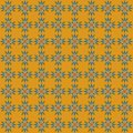 Seamless pattern of abstract stars