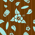 Vector seamless pattern Royalty Free Stock Images