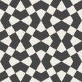 Vector seamless pattern. Arabic geometric texture.