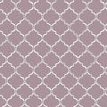 Vector seamless pattern of blue mozaic. Moroccan-inspired tiles