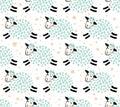 Sweet sheep pattern