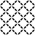 Vector seamless pattern, diagonal lattice texture