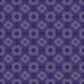 Vector seamless pattern of ethnic decoration