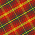 Vector seamless pattern maple leaf tartan canadian with four colours of the Royalty Free Stock Photography