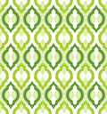 Vector seamless pattern. Moroccan style. Royalty Free Stock Photo