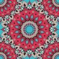 Vector seamless pattern. national decorative element for fabric ot design. Islam, Arabic, Indian, ottoman motifs.