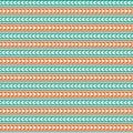Vector seamless pattern ornament maori, ethnic.