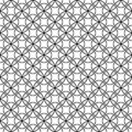 Vector seamless pattern, texture with balls