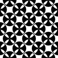 Vector seamless pattern, texture with tapes