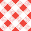 Vector Seamless Picnic Tablecloth Pattern Stock Photos
