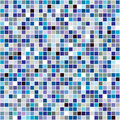 Vector Seamless Tiles Stock Images