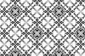 Vector seamless wallpaper 5 Royalty Free Stock Image