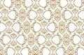 Vector seamless wallpaper 6 Stock Photos