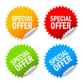 Vector special offer