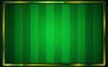 Vector sports green field stadium match background eps Royalty Free Stock Image
