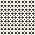 Vector texture of mesh, lattice. Monochrome seamless pattern