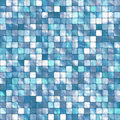 Vector Tile Mosaic Background Royalty Free Stock Photo