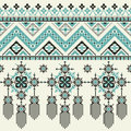 Vector Tribal ethnic seamless pattern. Ideal for printing onto fabric, paper, web design.