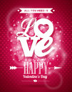Vector Valentines Day Illustra...