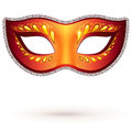 Vector venitian carnival mask Stock Images