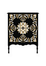 Vector Vintage Baroque furniture Dressing Table