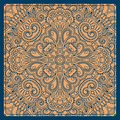 Vector vintage pattern for print embroidery you can use this pattern for carpet shawl pillow cushion Stock Image