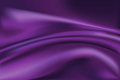 Vector of Violet silk fabric background Royalty Free Stock Photo