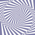 Vector violet and white abstract illusion background Stock Images