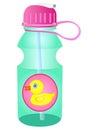 Vector Water Bottle Sipper