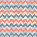 Vector zigzag chevron pattern Stock Photos