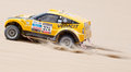 Vedacit rally team Dakar 2013 Stock Photography